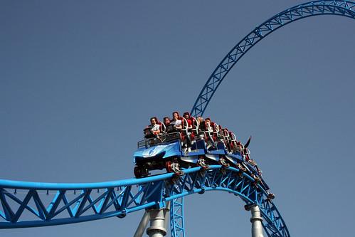 Europa Park - Blue Fire #9 | by wrayckage