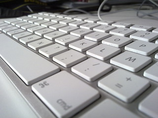 An Apple Keyboard ...   by TheBigTouffe