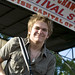 Hunter Hayes at the 2009 Breaux Bridge Crawfish Festival