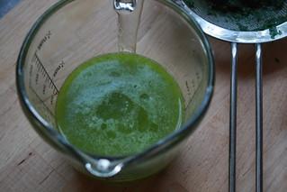 Filtered Basil Oil | by peaflockster