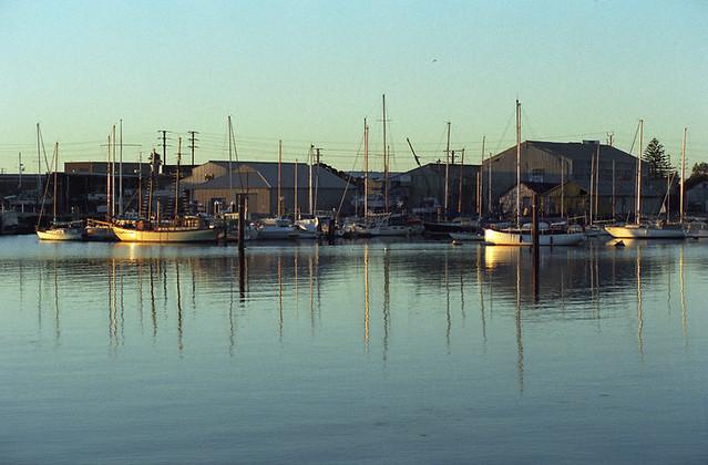 Boatyards