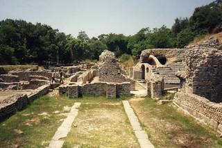 Butrinti archaeological site