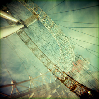 Double London Eye * 7,000+ views