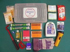 under the bed box / survival kit | by Survival Kits