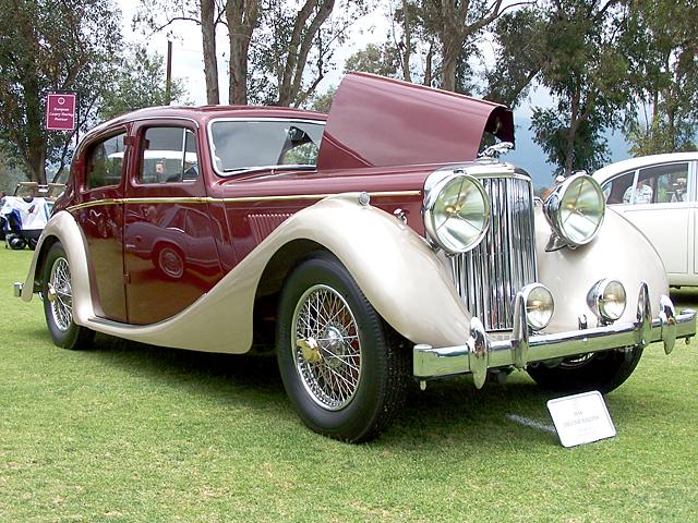 1948 Jaguar Saloon