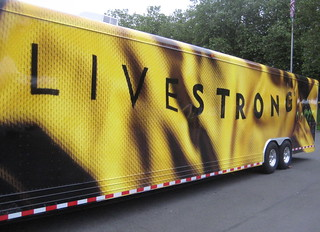 LiveStrongTruck | by ebis50