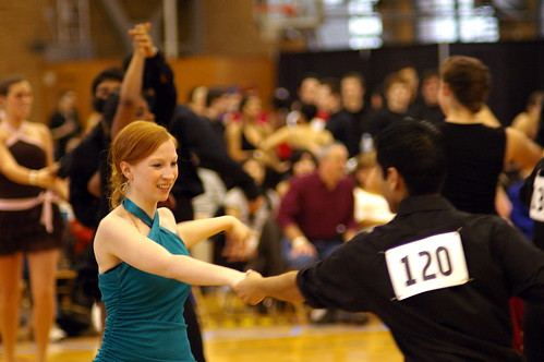 9th Annual University of Michigan Ballroom Dance Competition