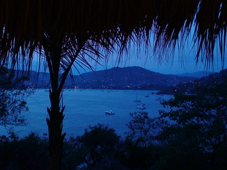 Zihuatanejo Bay at Dusk | by Rory Finneren
