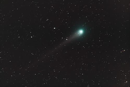 Comet C/2007 N3 LULIN, 01/03/09