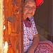 woman in doorway by slider5
