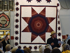Amish Quilt auction 2 | by atglinenlady