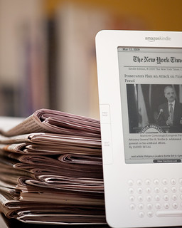 The Kindle New York Times | by B.K. Dewey