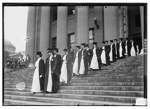 Barnard College, 1913  (LOC) | by The Library of Congress