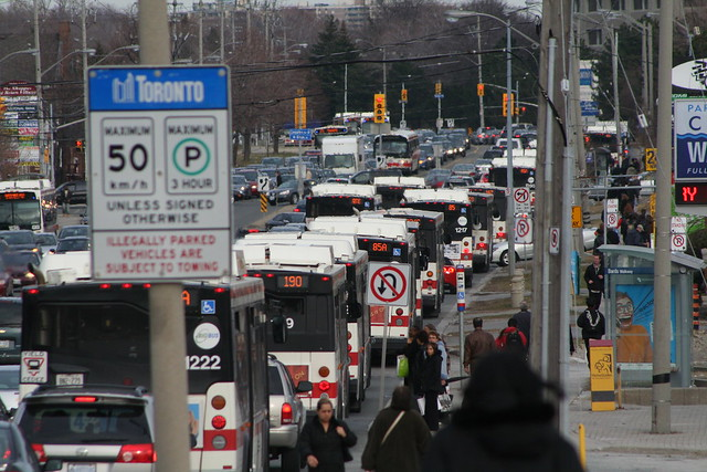 How many buses can I fit in one photo