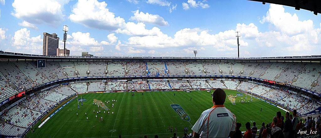 Vodacom Park Rugby Stadium (Aka Free State Stadium) - Cheetahs vs Brumbies