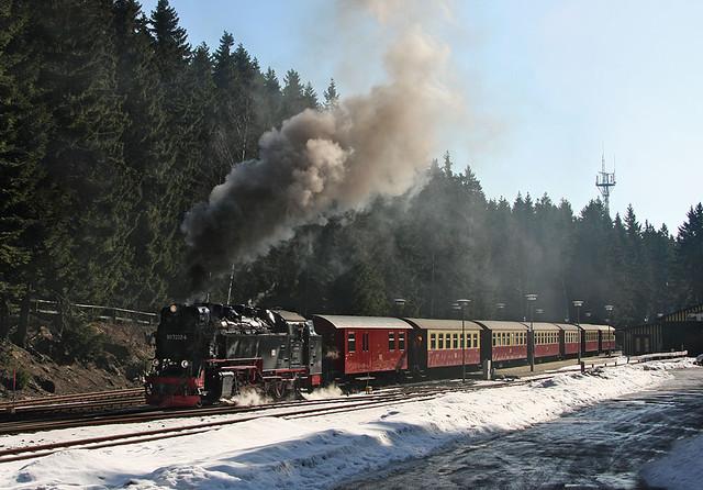 Schierke departure