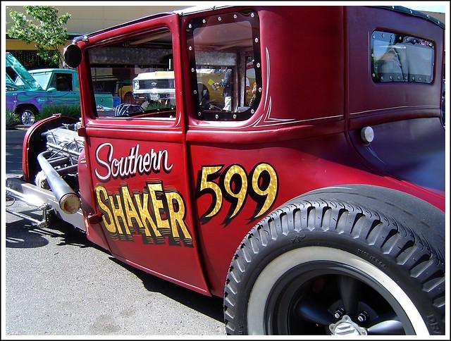 Southern Shaker  599