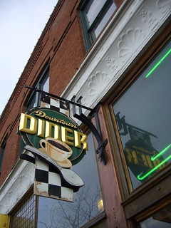 Downtown diner sign | by sfgamchick