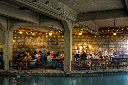 The Secret Underground Restaurant.... | by Definitive HDR Photography