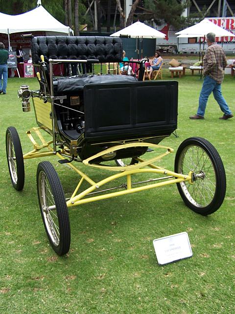 1901 Locomobile