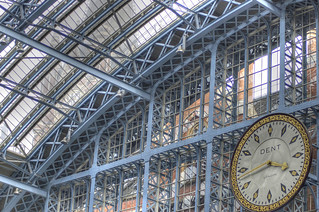35 St Pancras Clock | by nakwoodford