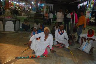 Hindu Devotees at Haji Malang