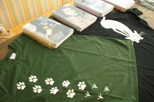 Camisetas e Agendas | by Srta. Bia
