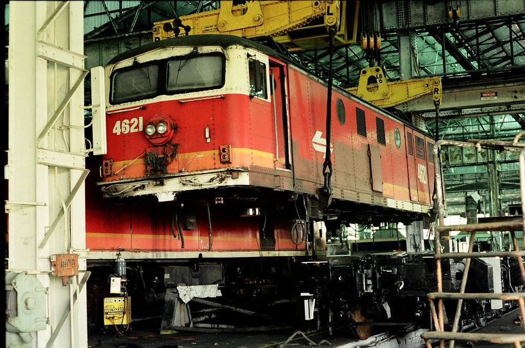 HS01-26 1993-03-19 4621 at LMC Chullora by David Johnson