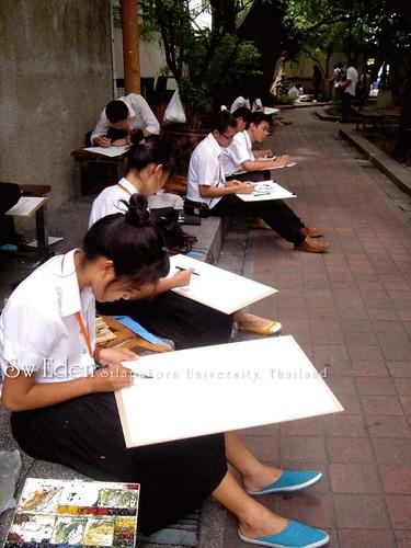Silpakorn University Student | by The SW Eden (สว อิเฎล)