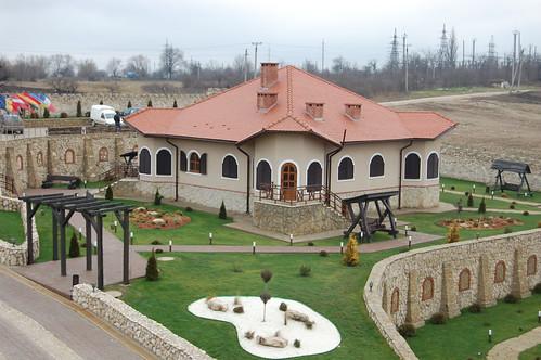 """Restaurant """"Casa Vinului"""",Orhei"""