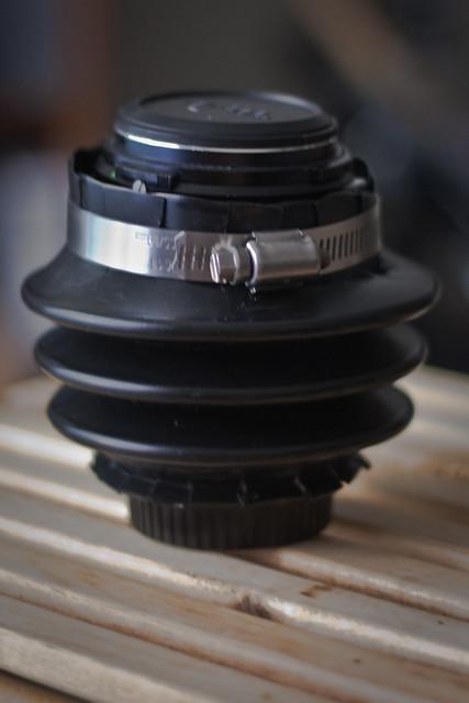 Completed $25 tilt-shift plungercam