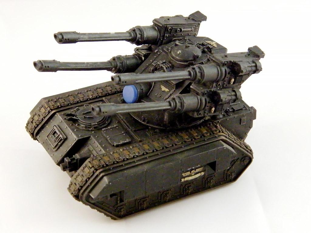imperial guard hydra