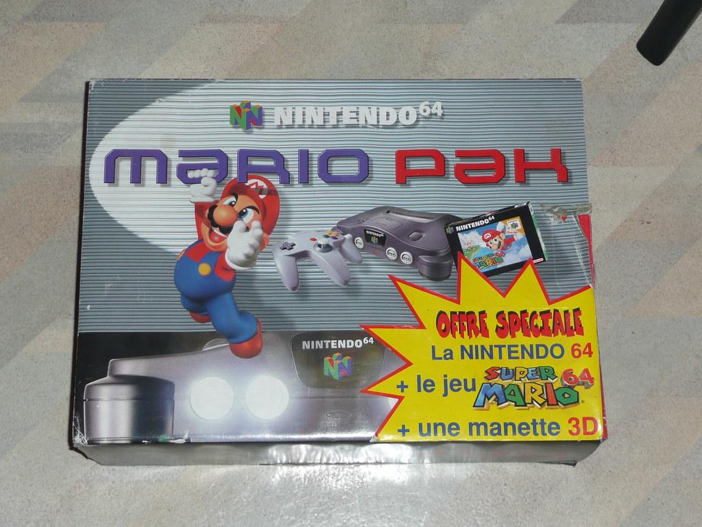 Mai 2009 - Pack N64 Mario | Nintendo 64 - Mario Pak | Flickr