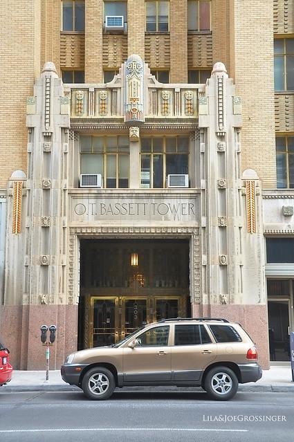 O.T. Bassett Tower