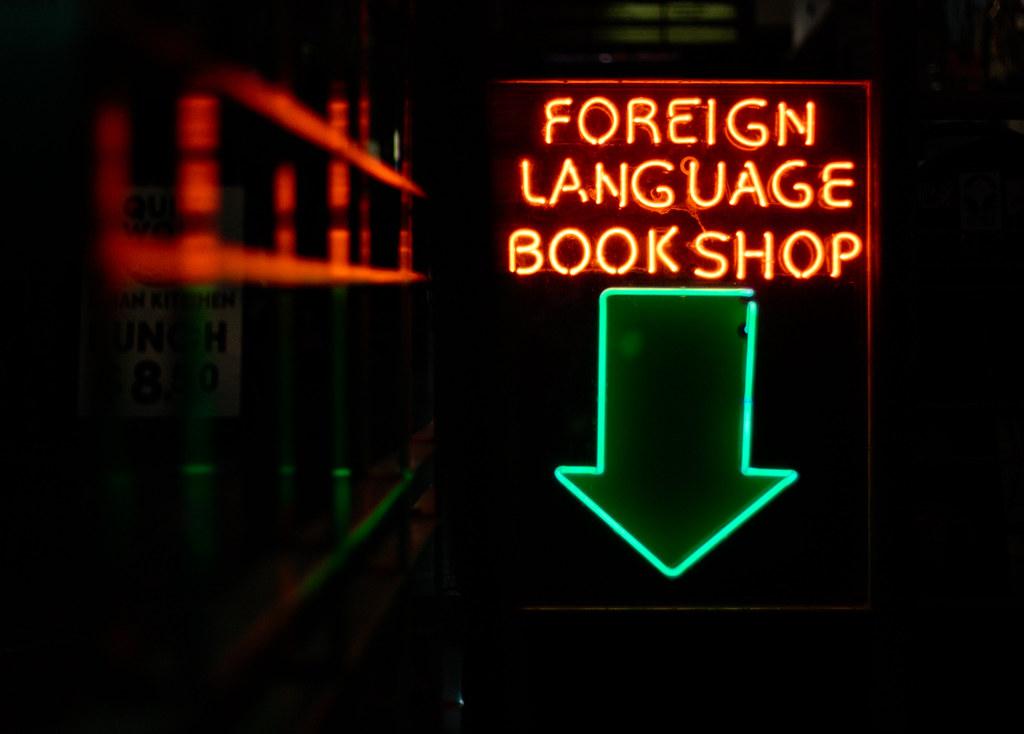 Foreign Language Bookshop