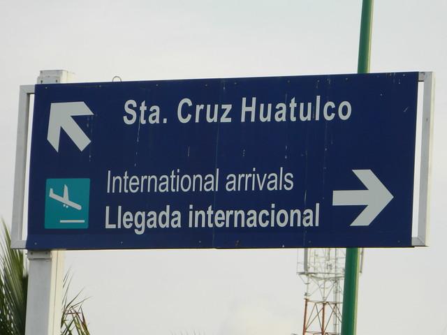 Aeropuerto de Huatulco