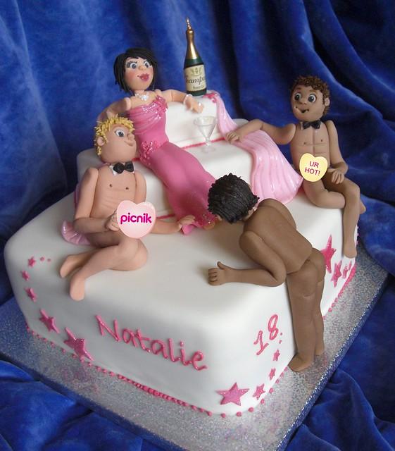 Natalie's Naughty 18th! (censored!)