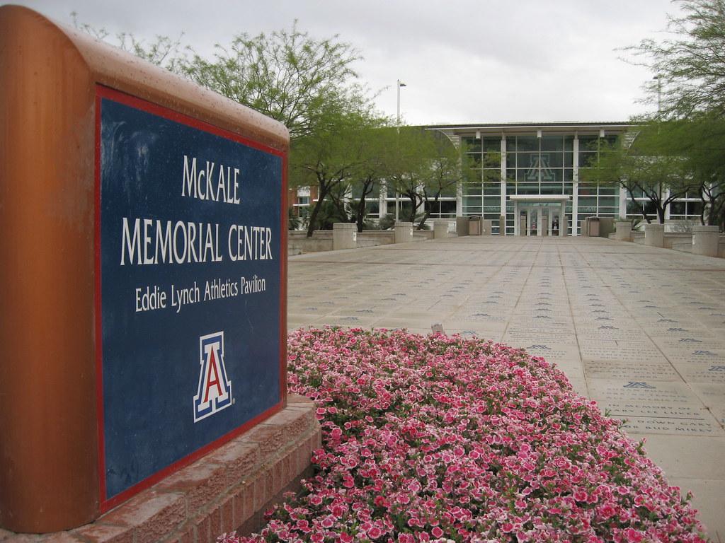 McKale Center, University of Arizona | McKale Memorial Cente