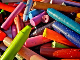 macro crayons | by Cubosh