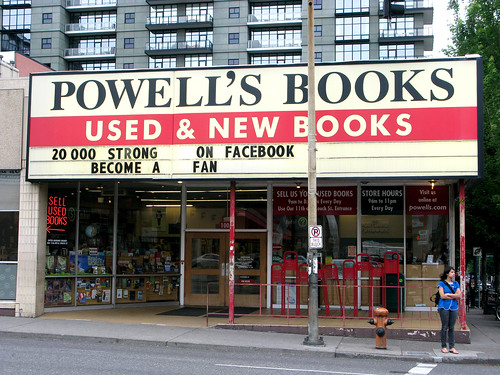 Powell's Books | by ilovemypit