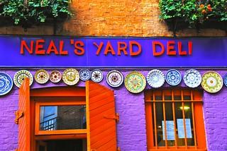 Colorful Deli