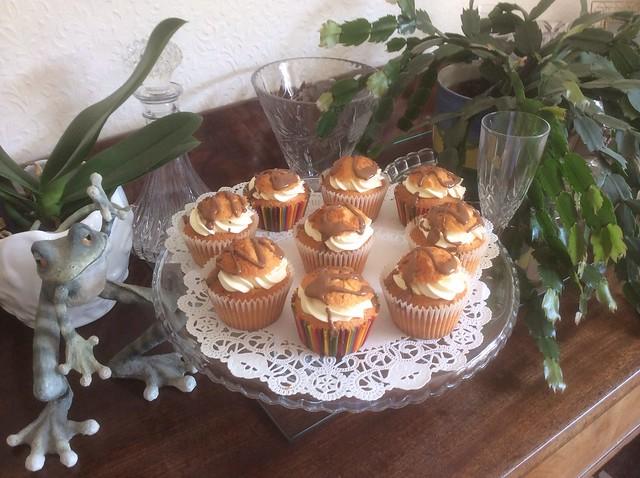Lemon & Chocolate Cupcakes