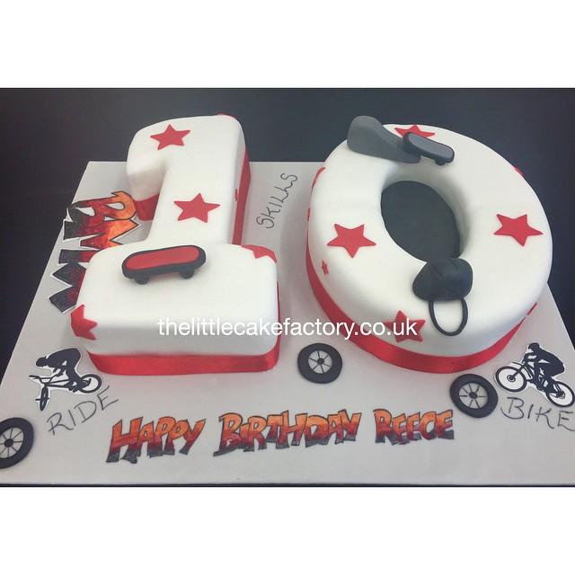 Magnificent Number 10 Birthday Cake 10 10Th Birthdaycake Celebrati Flickr Funny Birthday Cards Online Ioscodamsfinfo