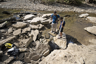 B1 swallet, Evan Hart, Ryan Gardner, Spring Creek, Overton County, Tennessee