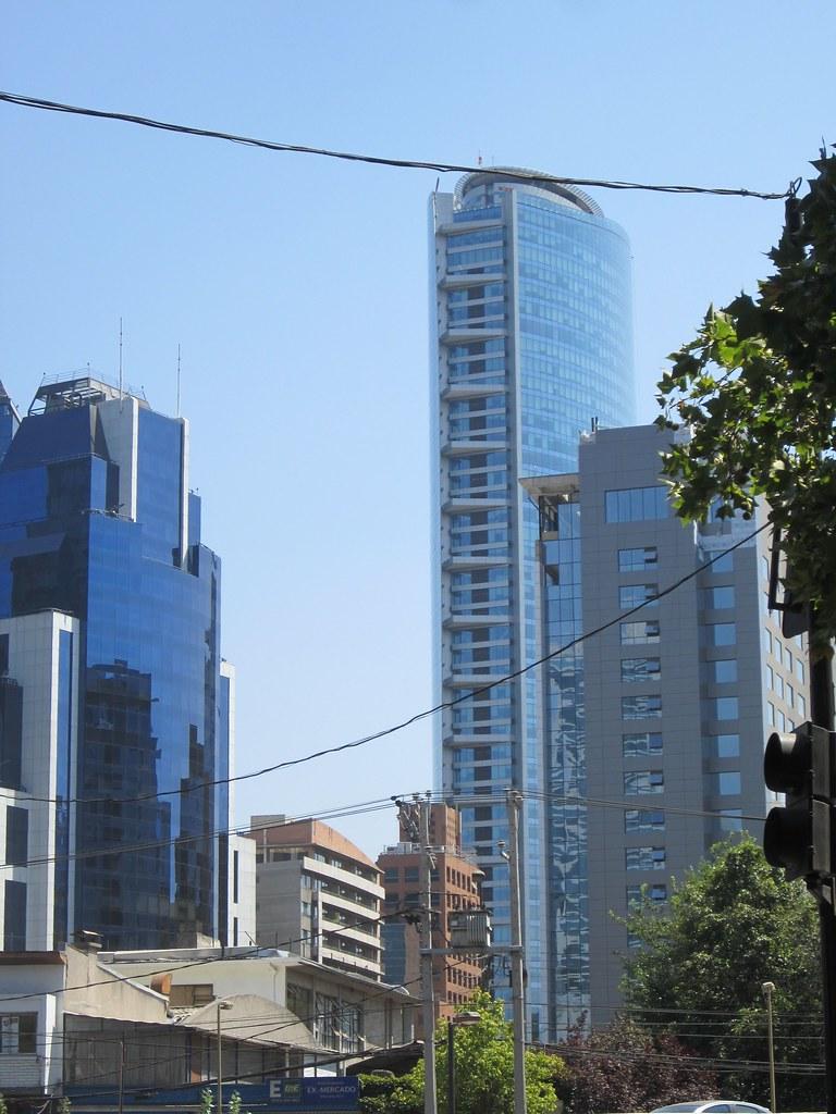 Torre de Vitacura y Torre Titanium La Portada | Torre de Vit