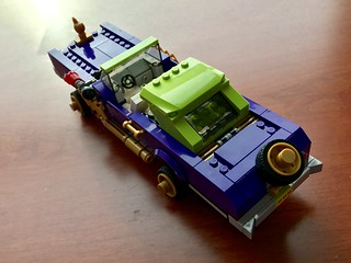 LEGO Review: Joker Notorious Lowrider 70906 | by All About the Bricks