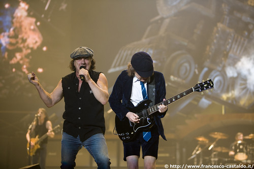 Angus Young - Brian Johnson | by [devu]