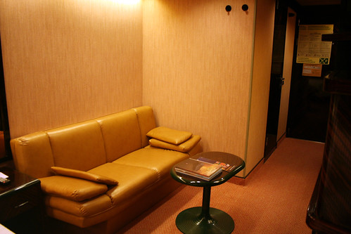 Carnival Elation - Demi-suite Sofa | by Miss Shari