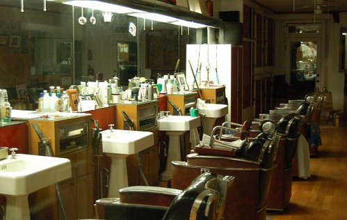 Dom's Barber Shop | by CLender
