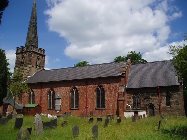Whittington, St Giles